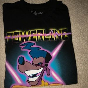 Disney Powerline tshirt
